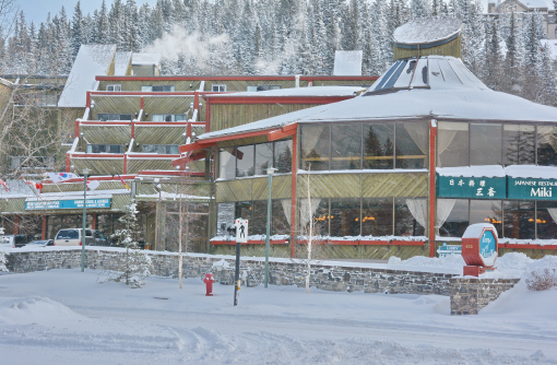 Inns of Banff Winter